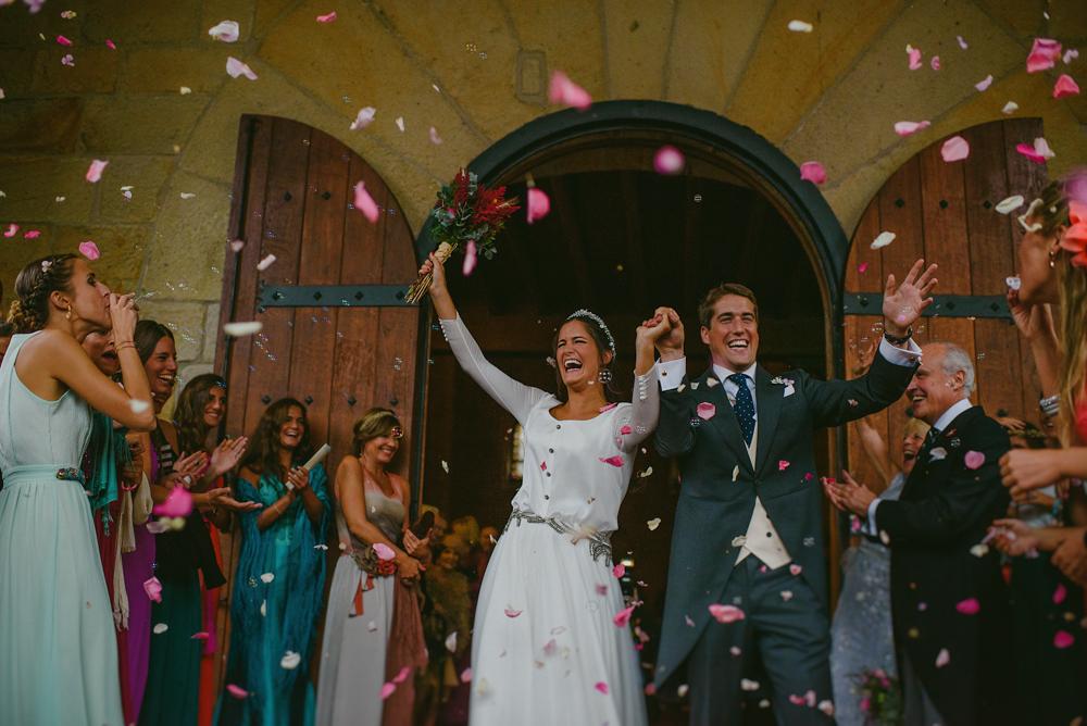 fotografía de boda en Plentzia