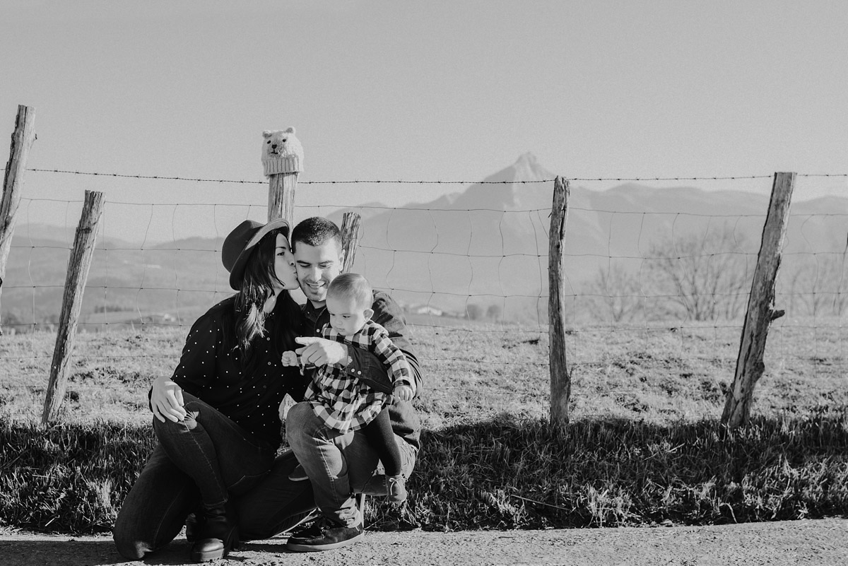 Fotografia de familia por Monika Zaldo