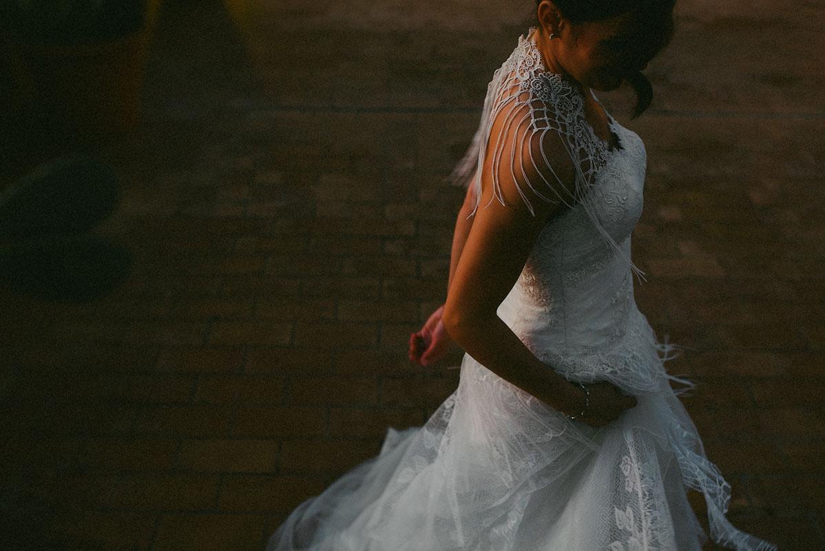 boda en el castillos de santa catalina, málaga
