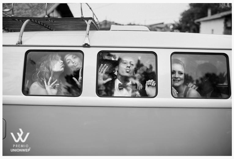3º premio UnionWep fotografía en B y N.