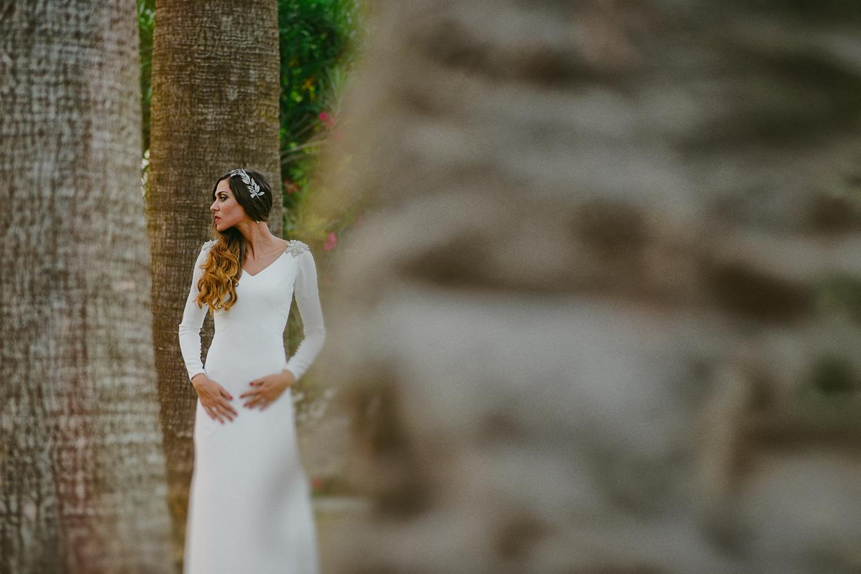 M+P – Una boda en Sevilla, Hacienda Santa Clotilde, llena de color.