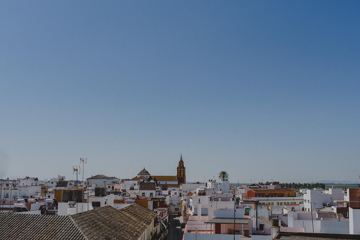 Boda en Los Palacios, Sevilla. Fotografías de Monika Zaldo