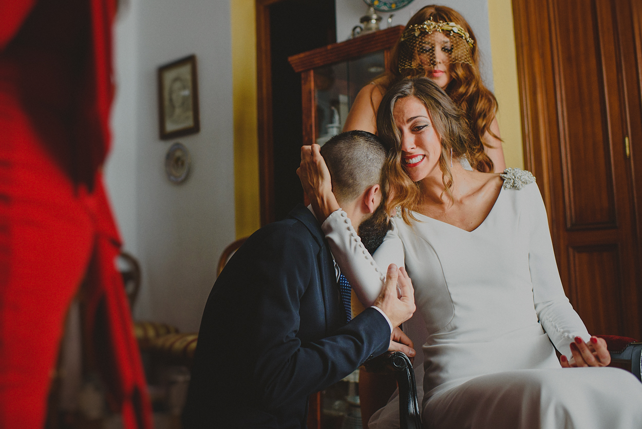 vestido de novia sevilla