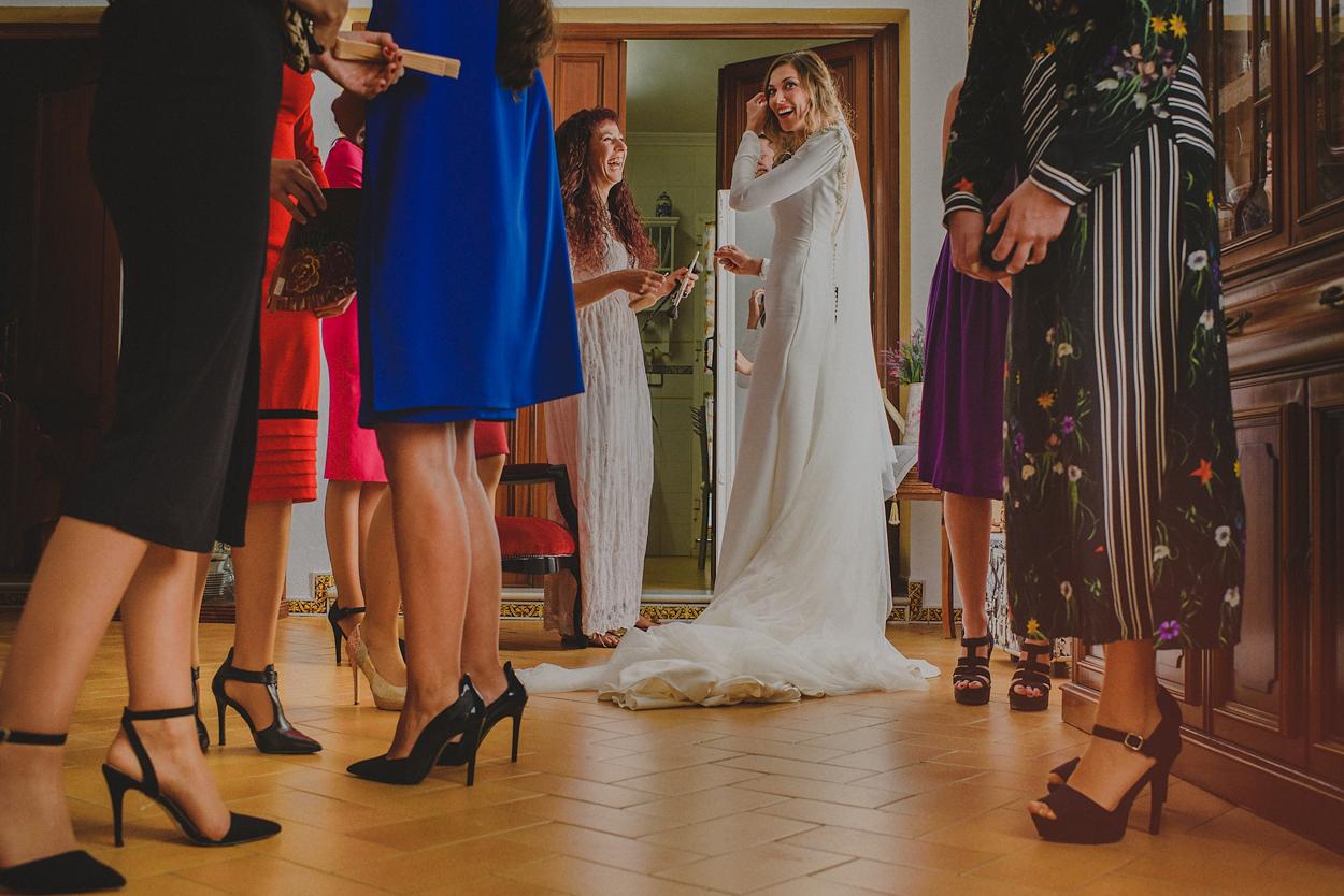 boda en Sevilla, hacienda Santa Clotilde