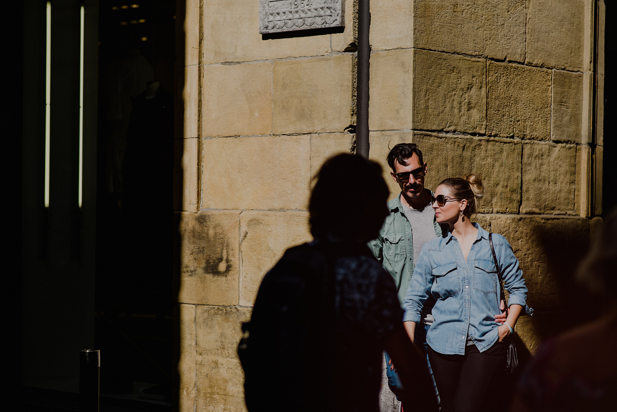 Engagement photographer in the Basque Country, Spain