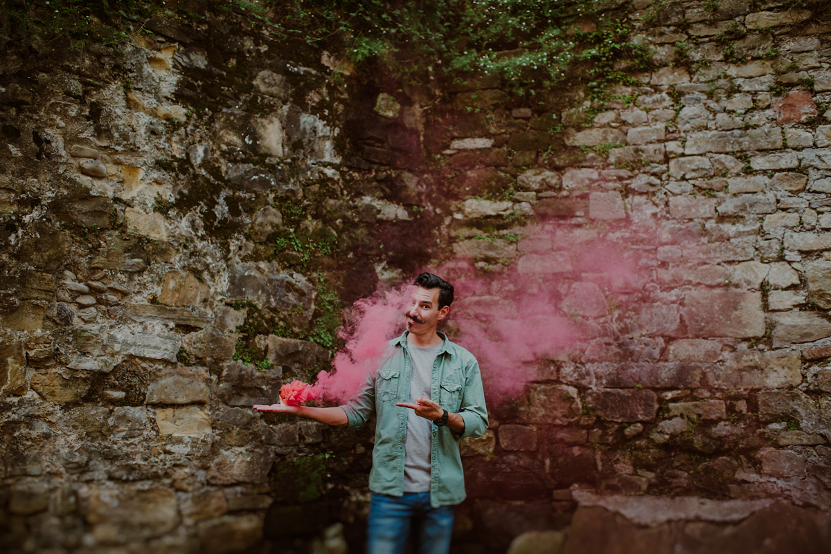 Engagement photography in the Basque Country