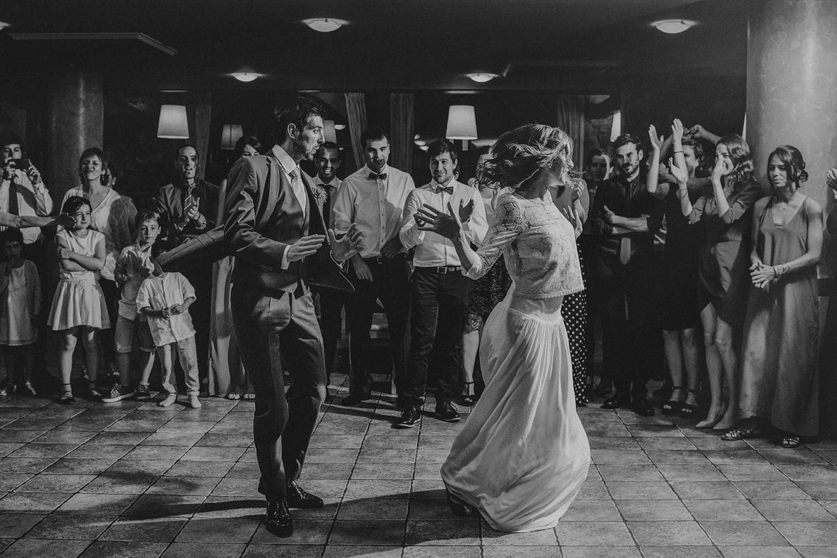 Fotógrafos de bodas en San Sebastian - Donosti