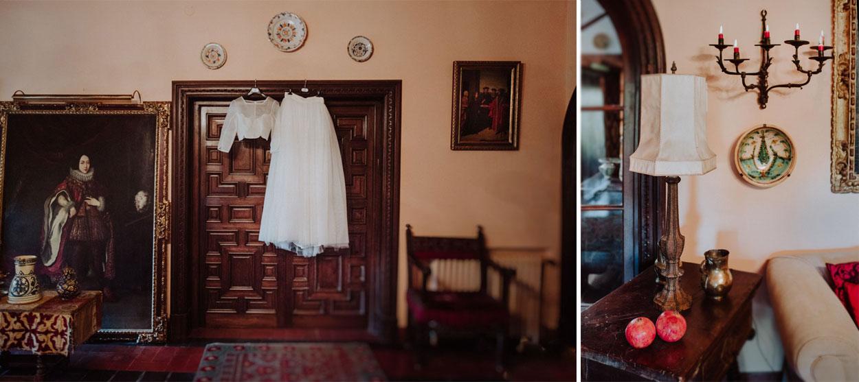 boda Palacio San Miguel, arcilla hoteles
