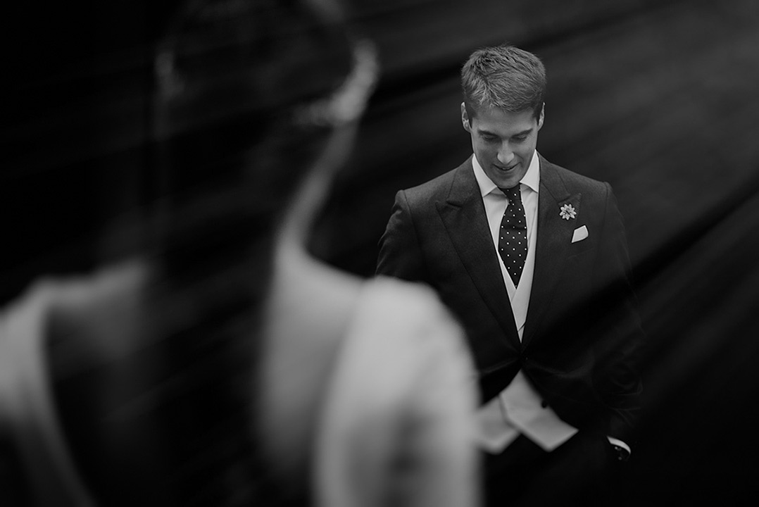 the groom - wedding in Basque Country