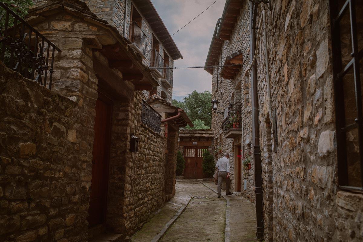Fotografías de Boda en el Pirineo Aragones