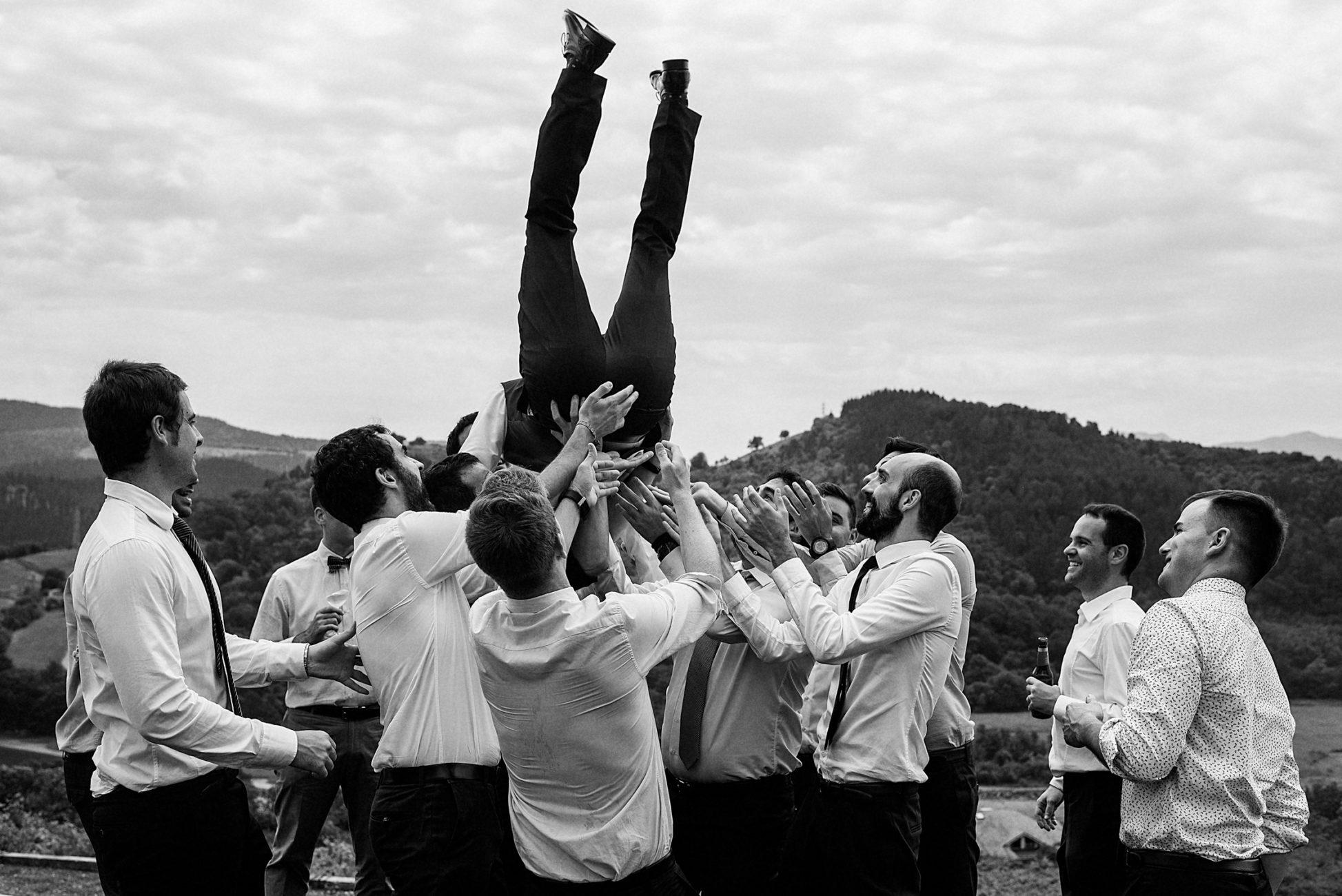 fotógrafo bodas Donostia San Sebastian